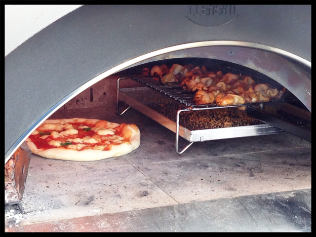 Pizzaoven Clementi Mondo - Multi Cooking System