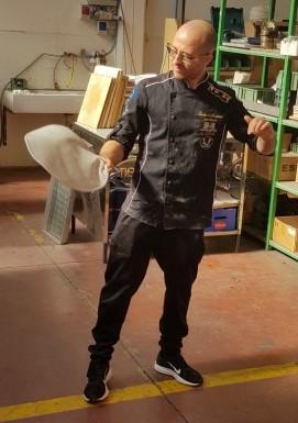 Workshop pizza Clementi